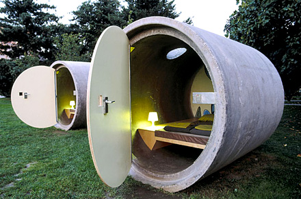 Tubular nights in Austria: Park Hotel