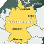 Deutschlandkarte ansehen